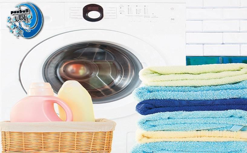 پودر ماشین لباسشویی تندیس